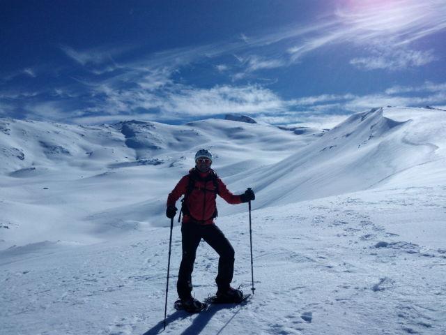 MonTurGuias Raquetas de Nieve