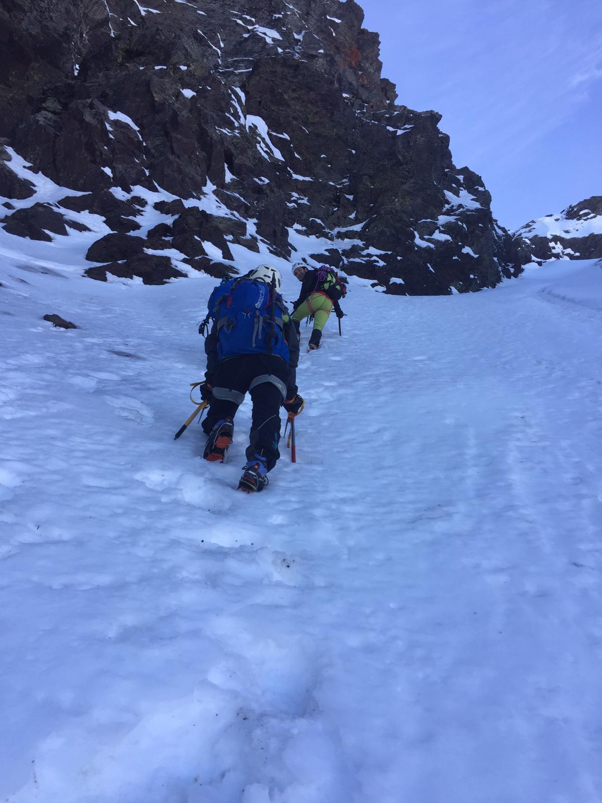 Mont. Invernal